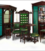 Мебель в бильярдную
