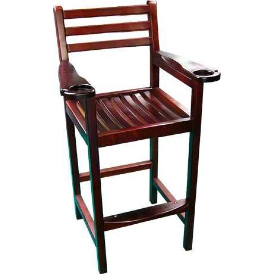 Кресло бильярдное